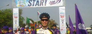 El suertudo ciclista que se escapó por los pelos de las dos tragedias del Malaysia Airlines
