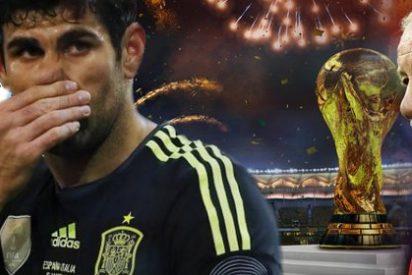 Jugadores de la Selección muestran su descontento con Del Bosque y Diego Costa