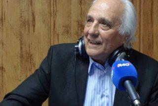 """Raúl del Pozo: """"Protesto enérgicamente por la postura contra la prensa que ha dictado el partido Podemos"""""""