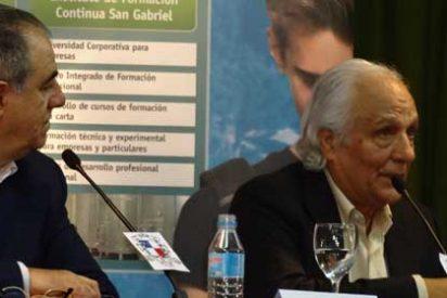 """Raúl del Pozo: """"Los que nacemos en Castilla venimos al mundo con un diccionario bajo el brazo"""""""