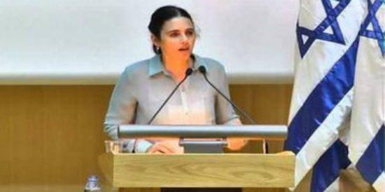 """Una diputada israelí pide que sean asesinadas todas las madres palestinas """"por dar a luz a pequeñas serpientes"""""""