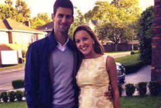 La mujer que llevará al altar a 'Nole' Djokovic