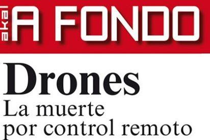 Roberto Montoya analiza el uso de aviones no tripulados, una de las principales armas en la guerra robótica