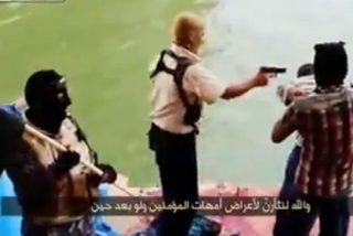 El vídeo sin censura de las aterradoras ejecuciones a docenas de chiítas