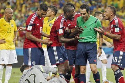 El árbitro que no amonestó la brutal entrada sobre Neymar, en el punto de mira de Mundo Deportivo por ser madrileño