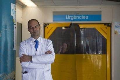 Cesado el responsable del servicio tras denunciar el colapso de urgencias del Valle de Hebrón