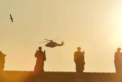 Un viaje en helicóptero que cambió la historia