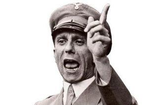 """Esperanza Aguirre: """"Podemos aplica las técnicas de propaganda de los genios de la maldad fascistas y comunistas"""""""