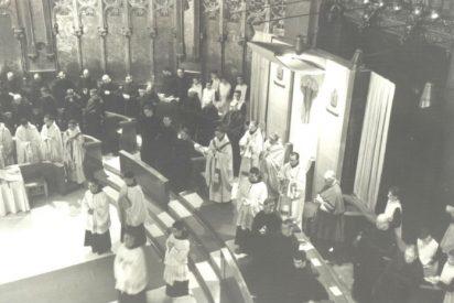 La concelebración de la Eucaristía