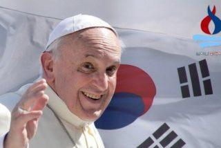Lanzan la web oficial de la visita del Papa Corea del Sur