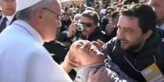Francisco pasará el sábado con presos y enfermos