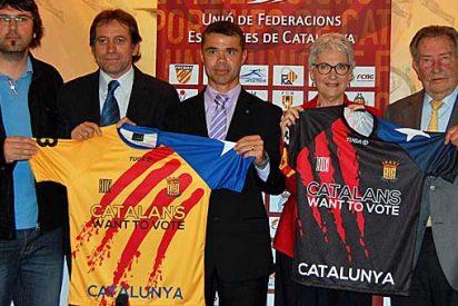 Los independentistas se apropian de las selecciones deportivas catalanas