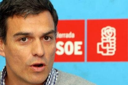 La Caja de (ahorros) del líder socialista Pedro Sánchez