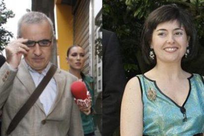Alfonso Basterra enseña los dientes: se lava las manos en el crimen de Asunta y carga de repente contra su exmujer