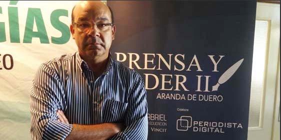 """Ángel Expósito sobre la propuesta de Pablo Iglesias de controlar a los medios: """"Si lo quiere hacer, que venga, que le estoy esperando"""""""