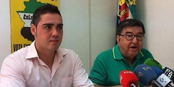 José María Gijón, secretario general en funciones de Extremadura Unida