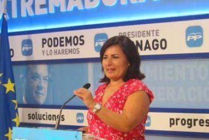 """El PP considera que Vara es """"gafe"""" y ha hecho """"el ridículo"""" por poner """"toda la carne en el asador"""" por Madina"""