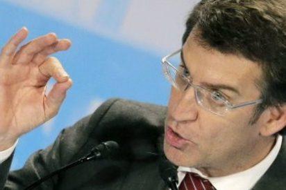Alberto Núñez Feijóo se suma a Rajoy y pide que gobierne quién 'gane' las elecciones