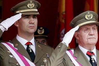 Felipe VI visita San Fernando en su primera presencia en Andalucía