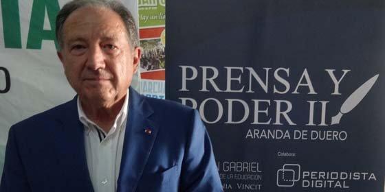 """Félix Sanz Roldán: """"En el CNI hay gente que es capaz de interpretar hasta susurros para prevenir atentados"""""""