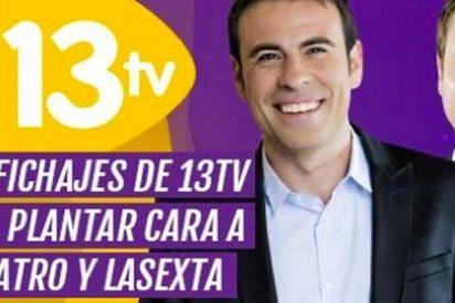 Alfredo Urdaci y el equipo de 'Tiki Taka', la apuesta de 13TV para frenar a Mediaset y Atresmedia
