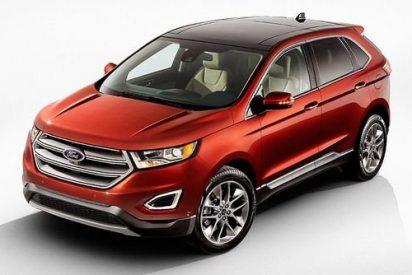 Edge, el SUV más tecnológico y premium de Ford