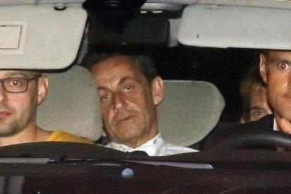 Sarkozy, en la 'guillotina': detenido por presunto tráfico de influencias y violación del secreto de instrucción