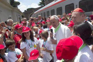 Francisco recibirá en Santa Marta a seis víctimas de curas pedófilos