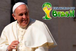 """Karcher: """"El Papa no vio la final"""""""