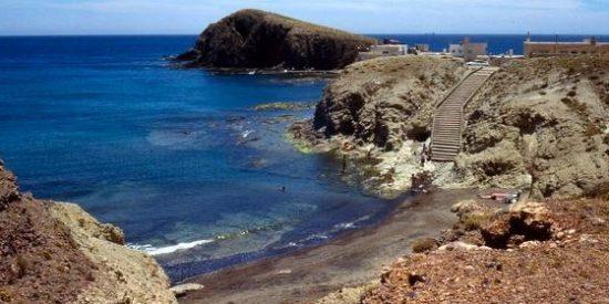 El parque natural de Cabo de Gata recibe el galardón como una de las 7 Maravillas Naturales de España