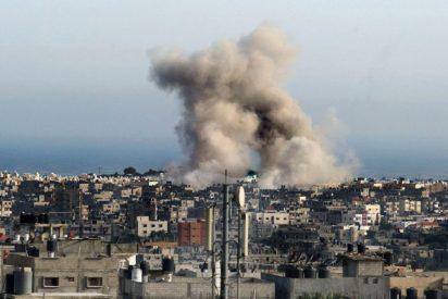 La tierra de Gaza. Caín contra Abel
