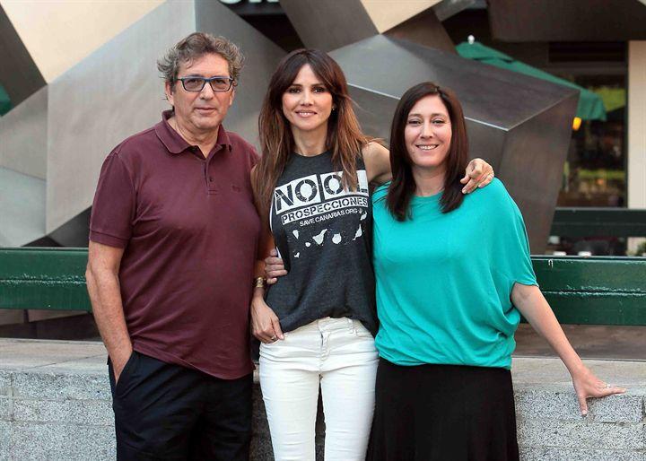 María León y Goya Toledo estrenan 'Marsella'