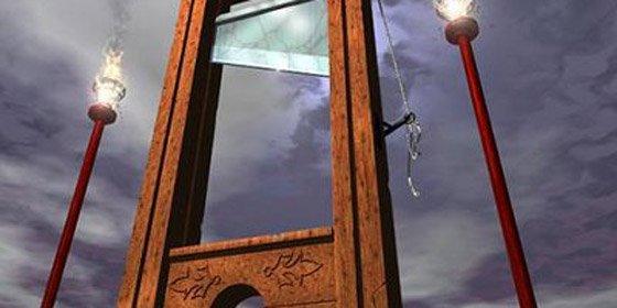 El juez de EEUU que quiere ejecutar con la guillotina o con fusilamientos se las da de modoso
