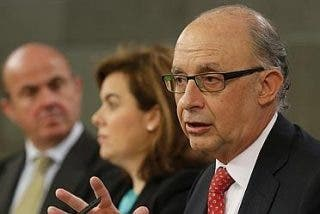 Economia española: Cambio de planes y previsiones y todo al alza