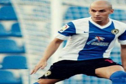 Deportivo y Almería luchan por Hervás