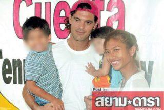 Frank Cuesta se mete en una jungla al confesar que está divorciado de Yuyee