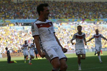 Un cabezazo de Hummels decide para Alemania un duelo sin pasión contra Francia