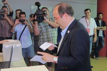 Iceta, ratificado como nuevo líder del PSC con el 85,04% de los votos