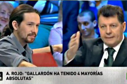 """Lo que Pablo Iglesias no se atreve a decir en Cuatro y laSexta: """"Hay que hacer desaparecer a los mercaderes de la comunicación"""""""