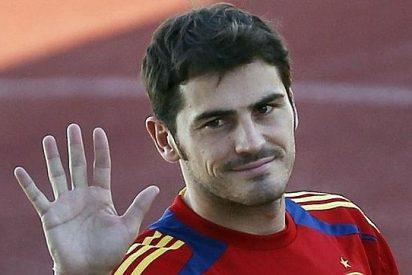 "Casillas llama ""gilipollas"" a un indeseable"