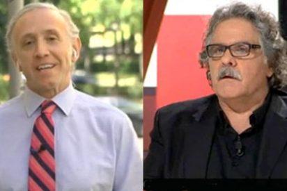 """El independentista Tardá se pone de los nervios cuando Inda le recuerda que ERC conocía el 'Pujol Gate': """"Usted está mintiendo"""""""