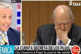 Inda culpa a Aznar y a Felipe González de hacerse los locos mientras el clan Pujol se forraba