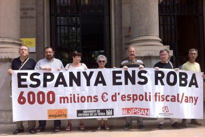La Vanguardia se suma al 'España nos roba' y exige otras balanzas fiscales y hechas por extranjeros