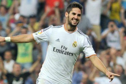 Milan, Liverpool y Sevilla quieren a Isco