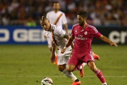 El Real Madrid todavía no tiene pólvora ni parece saber como meter gol en la portería contraria