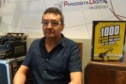 """Isidoro Merino: """"Si en España orinas en un río eres un 'cochino', pero en el Amazonas te juegas la vida"""""""
