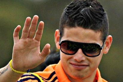 James Rodríguez se convierte en el tercer fichaje más caro del Real Madrid
