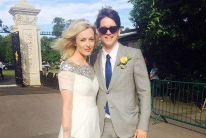 Jesse Wood, el hijo de Ronnie Wood de los Rolling Stones se ha casado