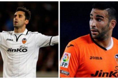 Los dos descartes del Valencia