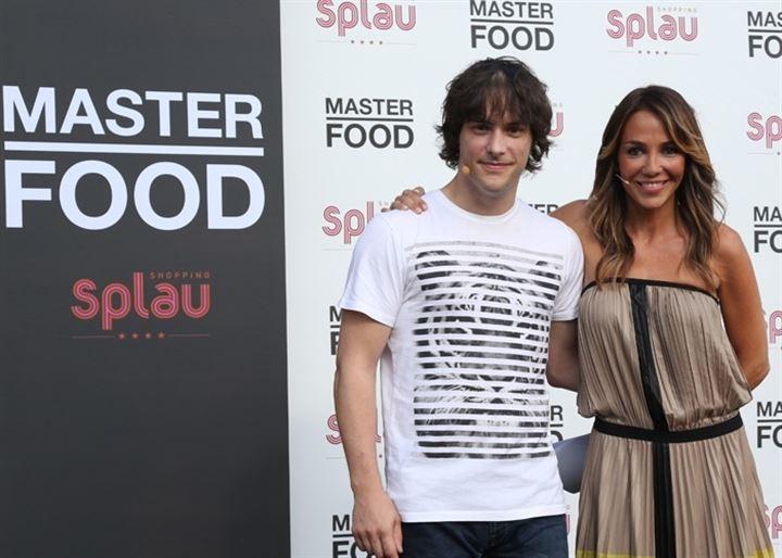 """Jordi Cruz imparte clases en la """"Master food"""" de Splau en Barcelona"""